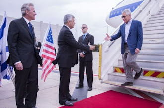 US-Israel arms deal sends Iran 'clear signal': Hagel