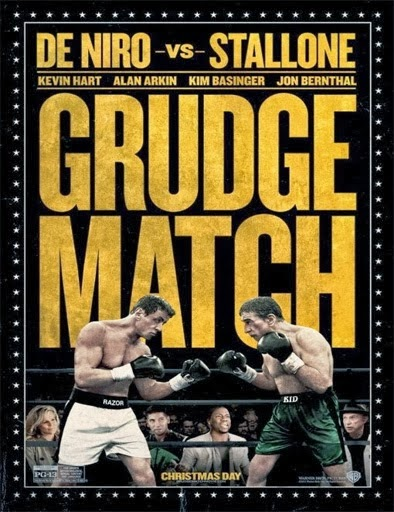 Ver Grudge Match (La gran revancha) (2013) Online