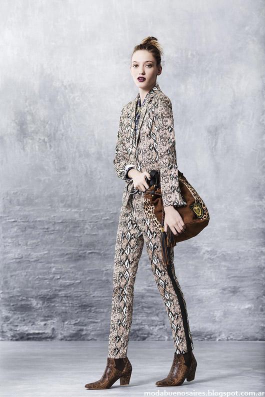 Trajes de mujer moda uma invierno 2014.