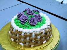 Kelas DIY Basic Buttercream Cake RM250