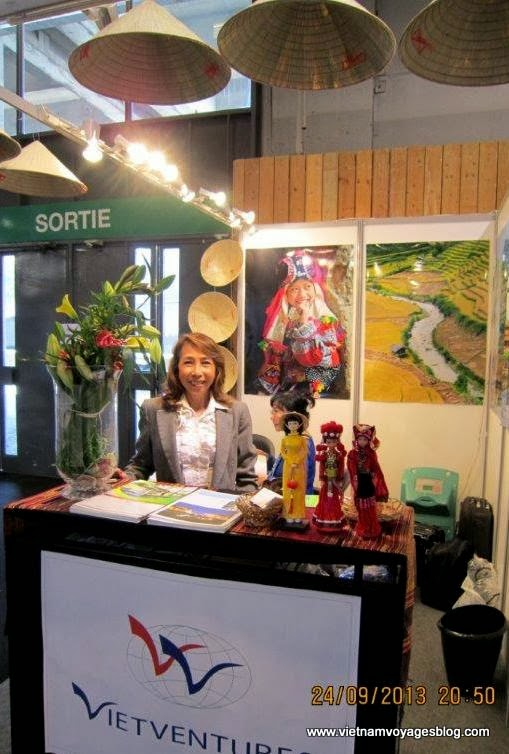 Vietventures à IFTM Paris 2013