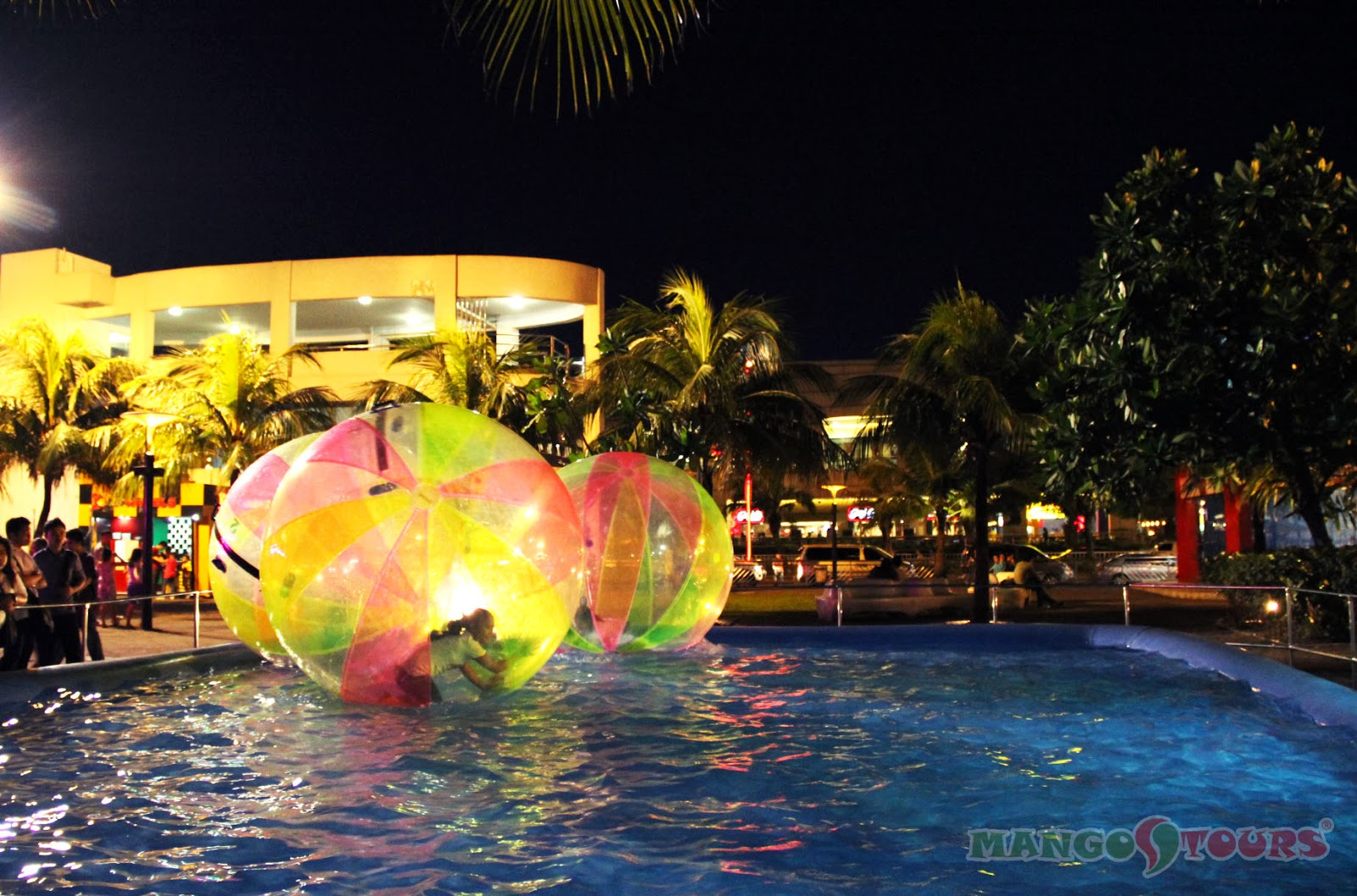 Mango Tours Microtel by Wyndham Mall of Asia SM MOA leisure activities
