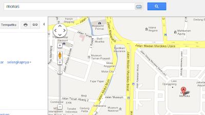 Cara Mengetahui Posisi Latitude dan Longitude Google Maps