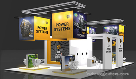 Custom Exhibition Stand Yet : Exhibitions stands