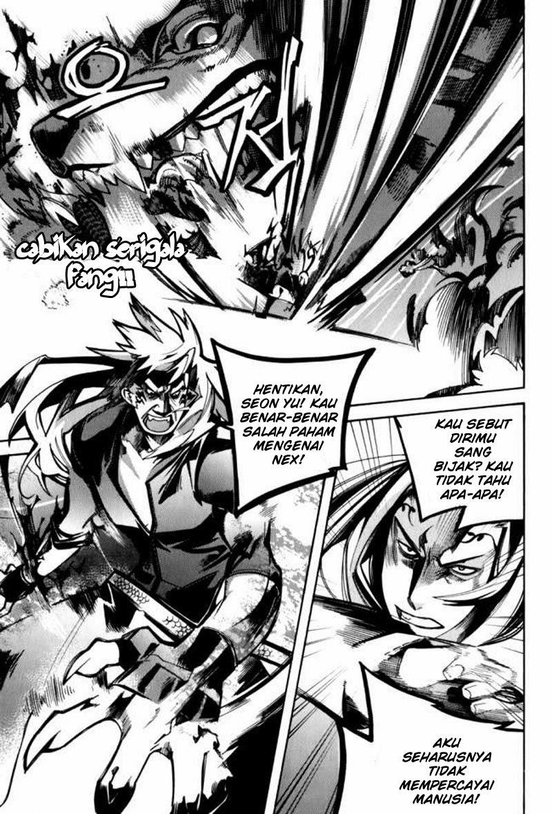 Komik cavalier of the abyss 016 - teman lama 17 Indonesia cavalier of the abyss 016 - teman lama Terbaru 15|Baca Manga Komik Indonesia|