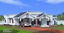Green Homes 4 Bedroom Kerala Home Design-2750 Sq.feet