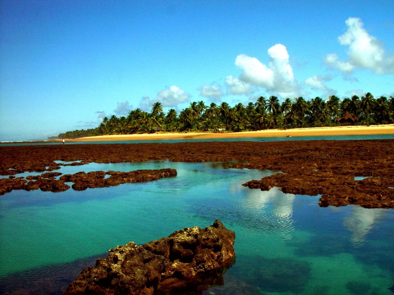 Península de Maraú, Bahia.