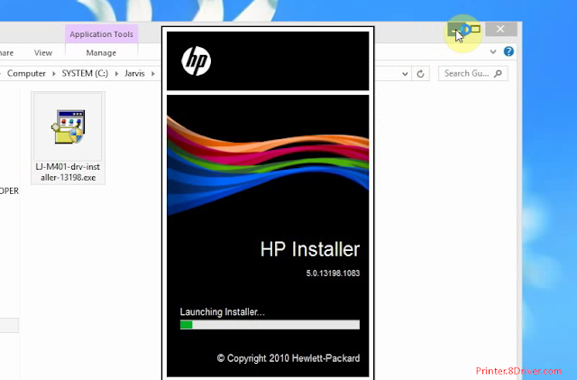 download HP 500 Color M551 Printer driver 5
