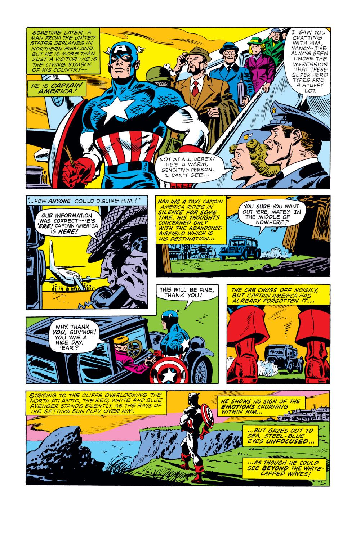 Captain America (1968) Issue #257 #172 - English 3