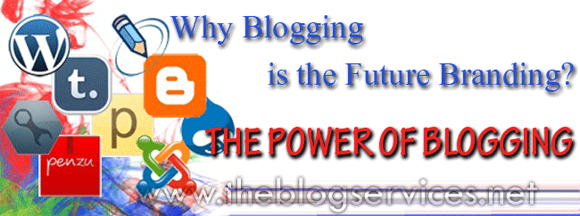 Freedom on Writing: Why Blogging is the Future Branding?