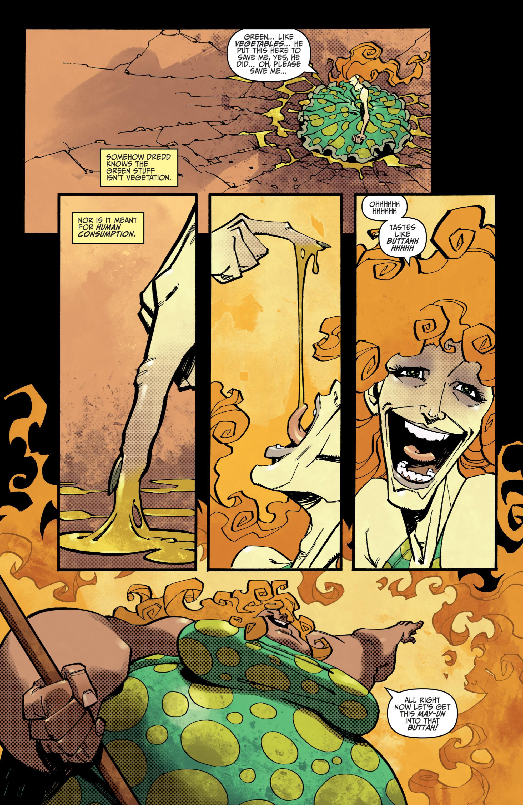 Read online Judge Dredd (2012) comic -  Issue # _TPB 3 - 66