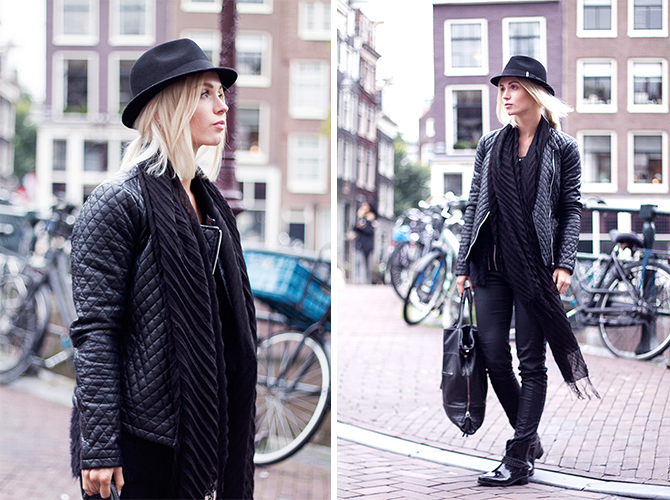 Fashion Attacks outfit ootd rainy Amsterdam