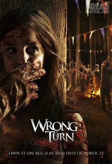Ver online:Camino hacia el terror 5 (Wrong Turn 5 / Km. 666 V) 2012