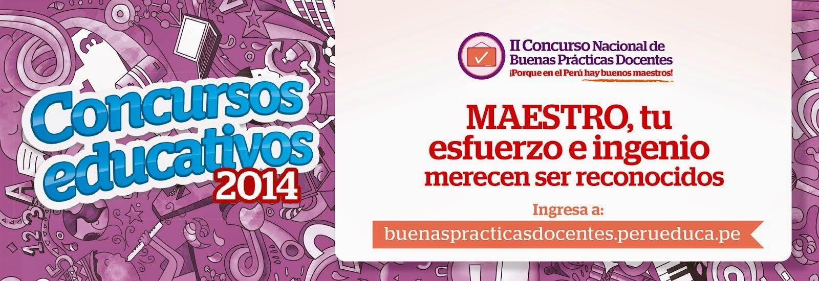 BUENAS PRACTICAS DOCENTES 2014