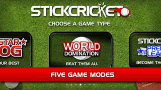 Stick Cricket full apk game