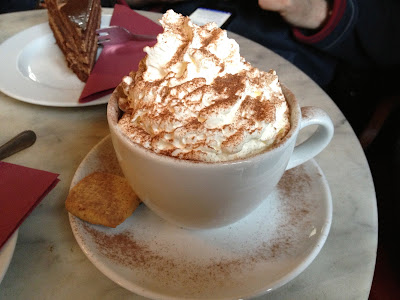Sowohl Als Auch Berlin hot chocolate