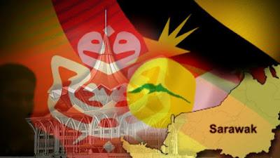 UMNO Bertapak Di Sarawak