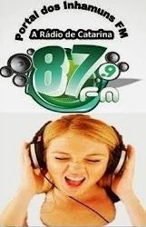 VOCÊ ESTÁ OUVINDO A RÁDIO PORTAL FM DE CATARINA ONLINE