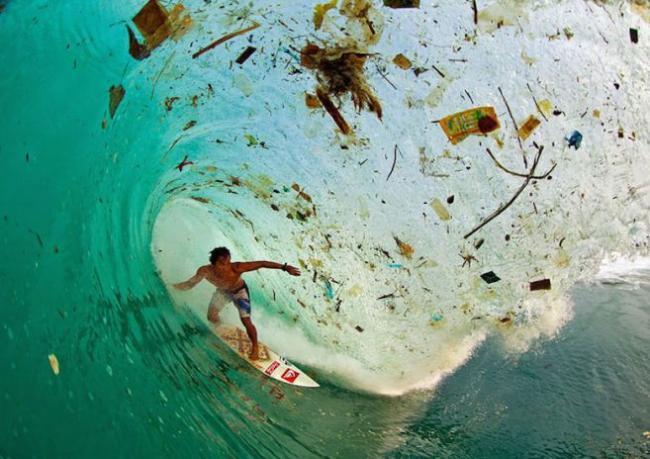 Ombak Sampah