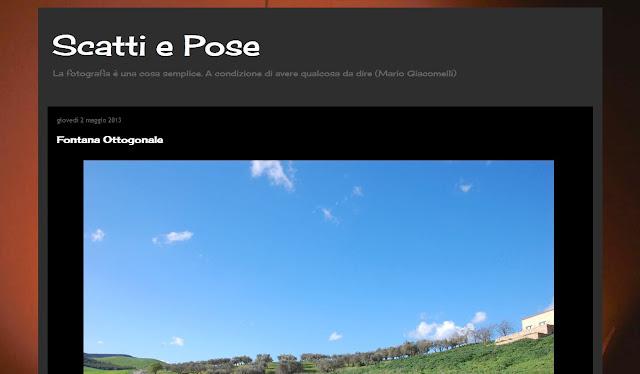 Il mio nuovo blog