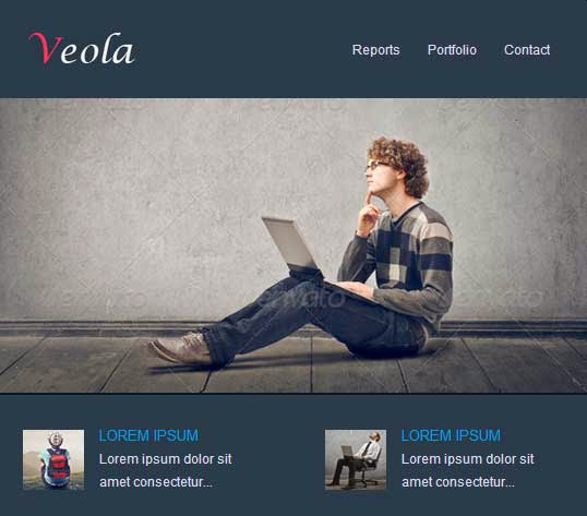 Veola – Responsive Email Template