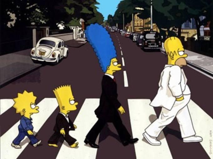 Doctor Ojiplático. The Beatles. Abbey Road. La Foto. Ese Instante anterior a una Instantanea Historica...