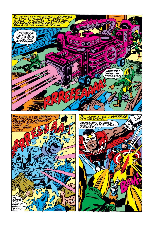 Captain America (1968) Issue #197 #111 - English 14