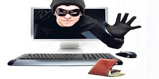 dunia maya, kriminal, pencurian, networking, hacking