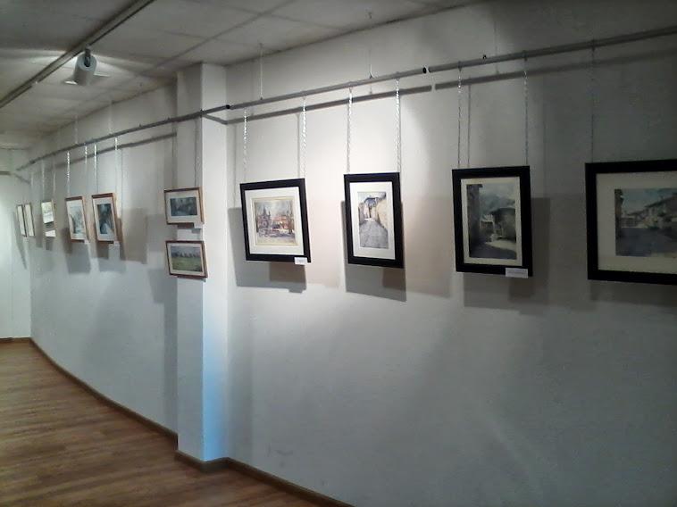 Salón de exposiciones de Benavides del Òrbigo.