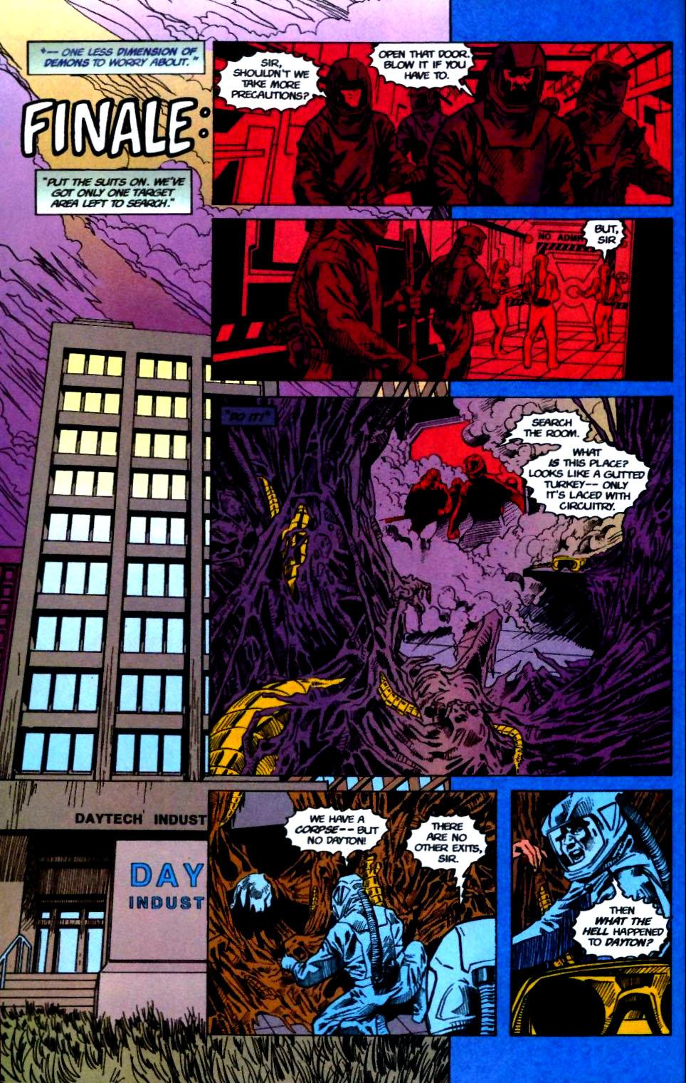 Deathstroke (1991) Issue #50 #55 - English 31