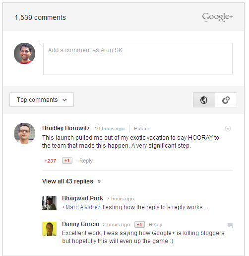 blogspot-with-google-plus-comments-box