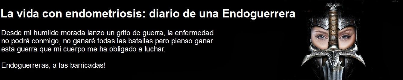 La vida con endometriosis: diario de una Endoguerrera.