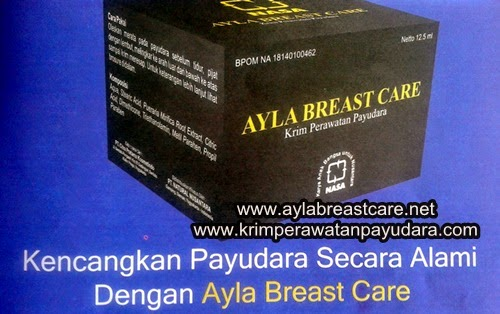 Ayla Breast Care Nasa Pengencang Payudara Alami