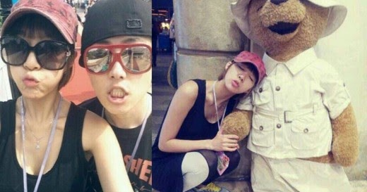 Block b zico dating hwayoung
