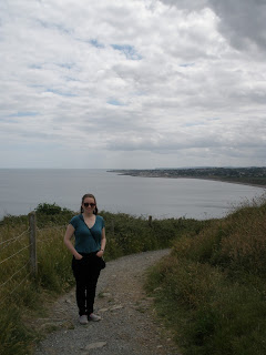 Walking from Bray to Greystones