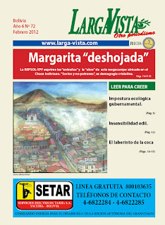 LARGA VISTA Nº 72