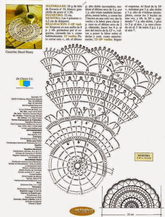 tutorial de carpeta al crochet