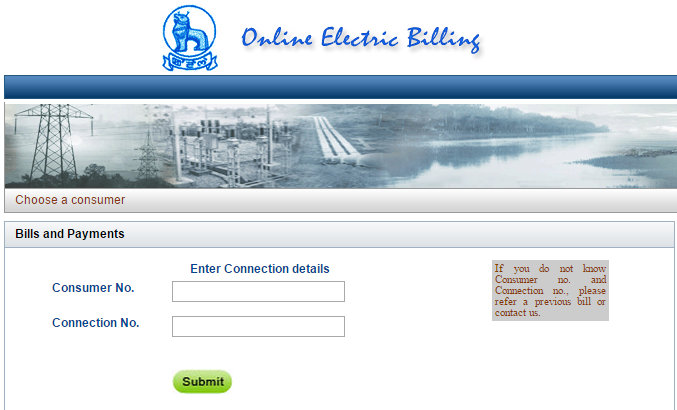 Manipur Electricity Energy Bill Payment Online