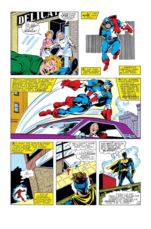 Captain America (1968) Issue #285 #201 - English 4