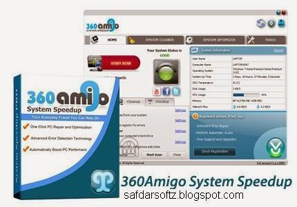 360amigo system speedup keygen crack