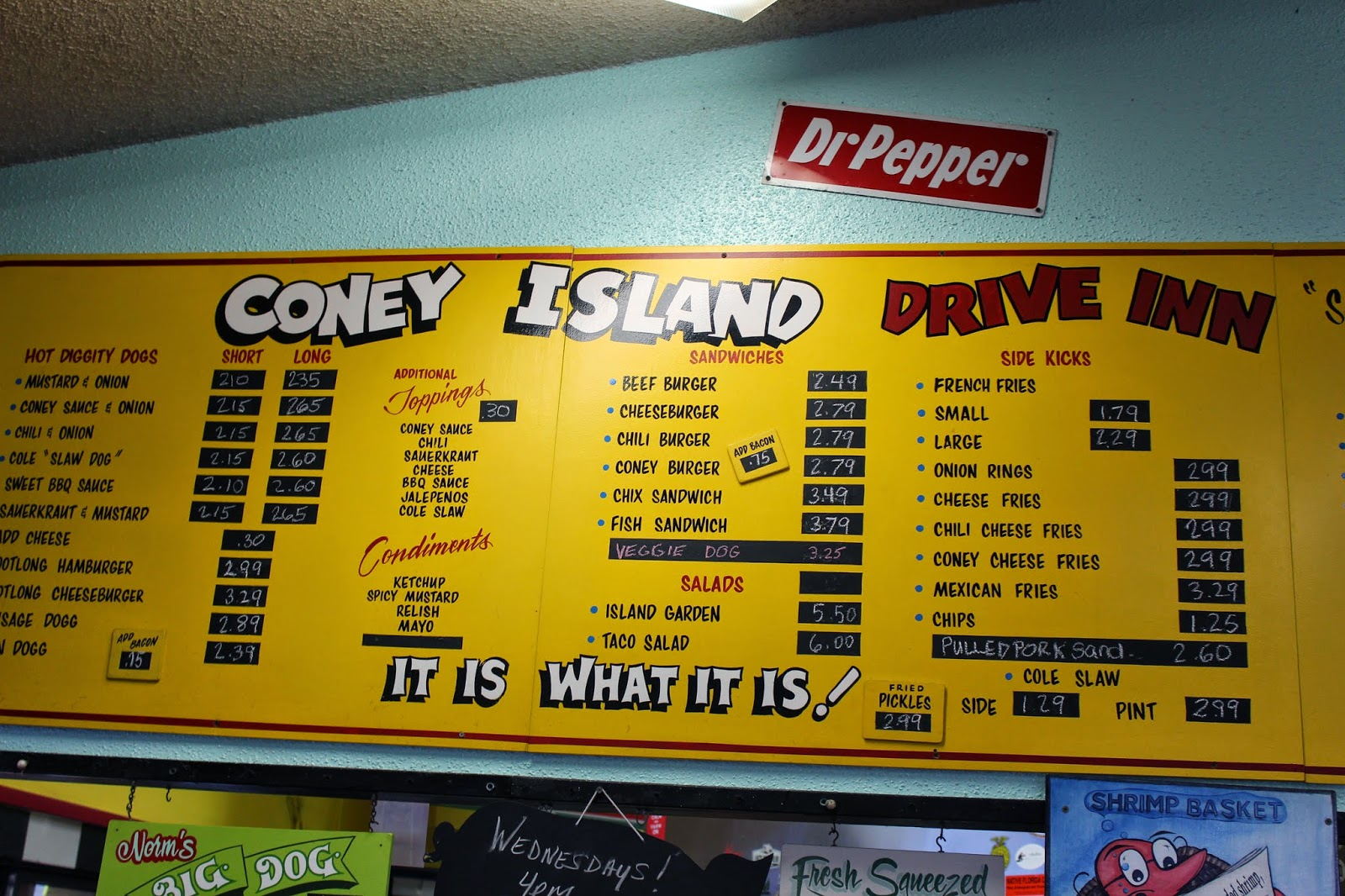 Coney Island Hot Dog Brooksville