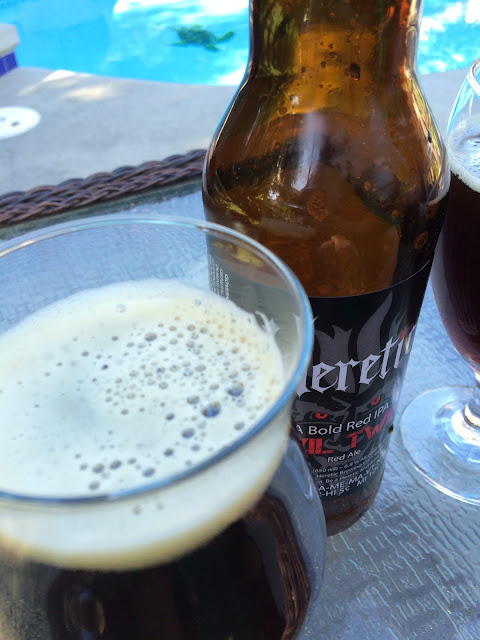 Heretic Evil Twin Red Ale 2