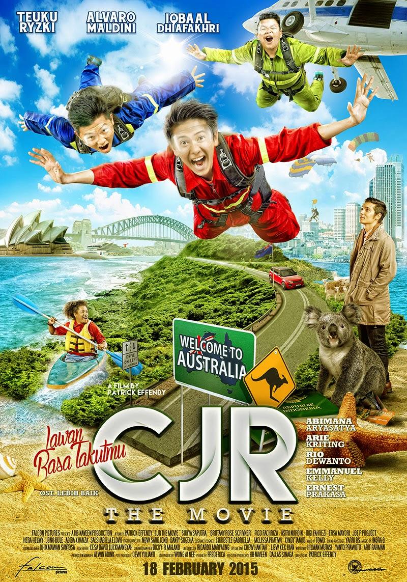 Download Film CJR The Movie 2015 Tersedia | Download Film