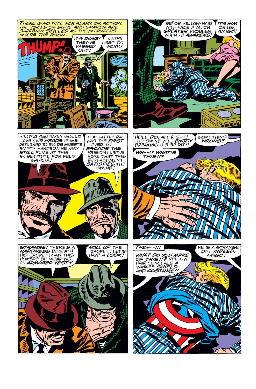 Captain America (1968) Issue #206 #120 - English 15