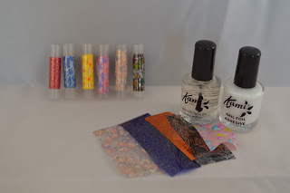 Nail Foils from Ebay