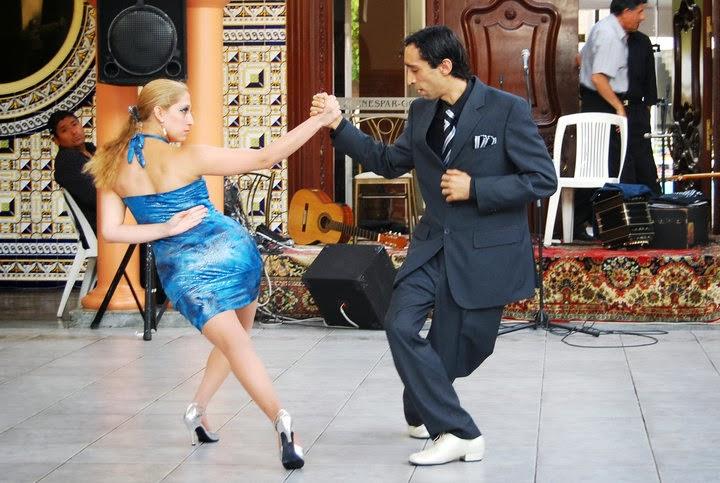 Tango de Escenario