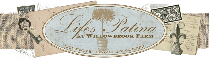 Life's Patina at Willowbrook Farm