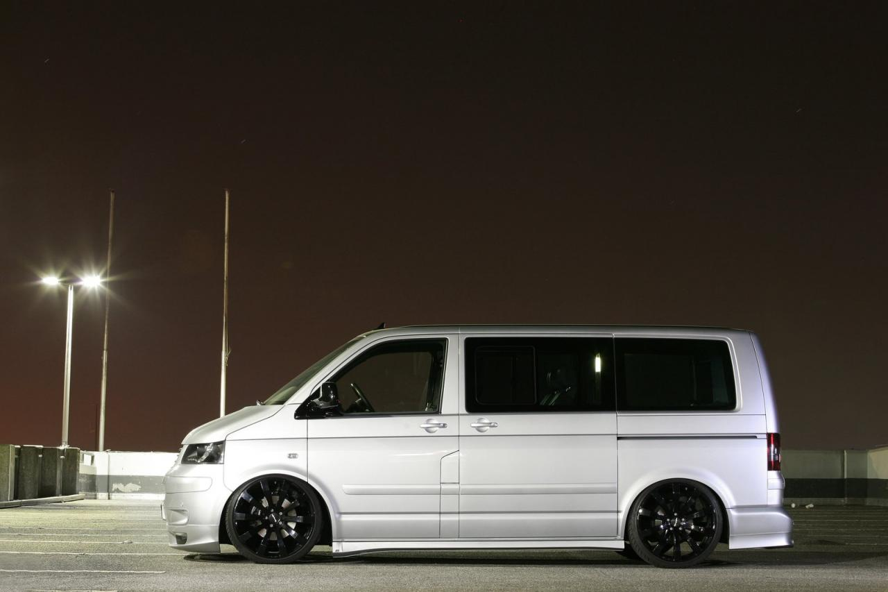 VW T5 By MR Car Design Car Tuning Styling
