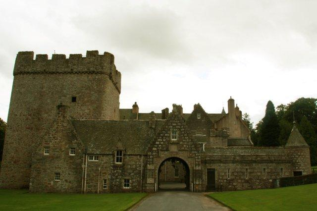 Castillo de Drum, Drum Castle