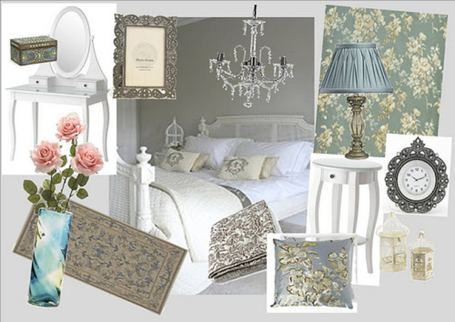 French Style Bedrooms Ideas